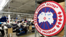 Canada Goose to end use of fur in its products