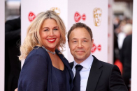 Stephen Graham's wife Hannah Walters stars alongside him in series Time