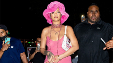 Rihanna Looks To Replace Drake Shark Tattoo With Novel Ink Amid A$AP Rocky Romance