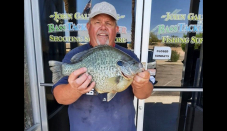 Massive sunfish catch still a 'pending' world document, IGFA says
