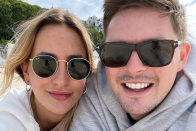 Within Dr Alex George's dreamy trip to Cornwall with new girlfriend Ellie