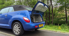 Why The Chrysler PT Cruiser Convertible Is The Worst Automobile I've Ever Driven