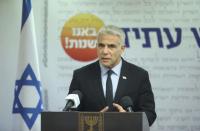 Lapid slams 'immoral' Polish bill complicating Holocaust survivors restitution