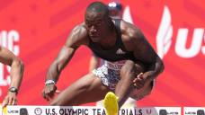 Grant Holloway, Rai Benjamin in class of their own in males's hurdles at U.S. Olympic trials