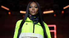 Naomi Campbell, 51, Considered In 1st Photos Since Turning into A Mother To Youngster Girl 'Through Surrogate'