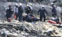 Miami condo give diagram: death toll rises to nine as crews search pile for survivors