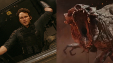 Chris Pratt: The aliens in 'The The following day Battle' are scarier than Thanos (tantalizing)