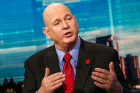 Head of the 2nd-ultimate U.S. public pension fund says active managers rarely added value