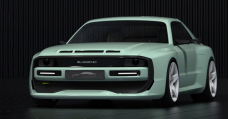 Somebody's (Kind Of) Resurrecting The Audi Sport Quattro As An 800bhp EV