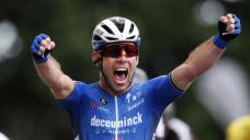 Cavendish wins Tour de France fourth stage