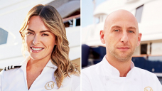 'Below Deck Med' Chief Stew Katie Used to be 'Pissed Off' by Chef Mathew's Ache