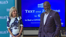 Cowboys Hall of Famer Emmitt Smith, First Lady Jill Biden on COVID-19 vaccine: 'The game is not over'