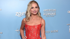 Sarah Michelle Gellar Looks Without complications Magnificent While Rocking A Swimsuit In Make-up-Free Photo