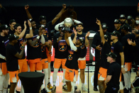 Dilapidated Rockets star Chris Paul reaches first NBA Finals in Phoenix