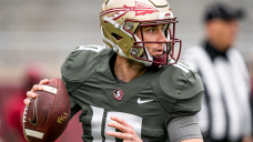 FSU and Miami quarterbacks help co-came upon Dreamfield, a company that will engage athletes with businesses for profit