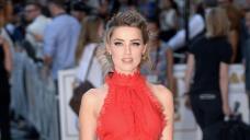 Amber Heard announces surprise motherhood news