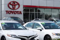 Toyota tops GM sales in the U.S., expected to be The USA's best-selling automaker