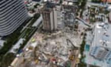 Miami firefighter's daughter found dead in condo rubble as toll rises to 22