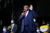 S.Africa's Zuma mounts final-ditch legal fight against jail term