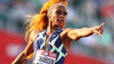 Sha'Carri Richardson banned from Tokyo Olympics for marijuana use while grieving mom's death