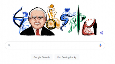 Google Doodle celebrates Ludwig Guttmann, 'father of the Paralympic stream'