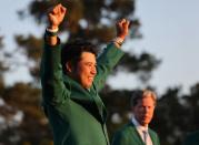 Masters champion Hideki Matsuyama pulls out of PGA Tour event after Covid-19 test