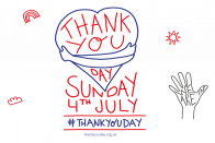 Communities Secretary marks national Thank You Day