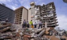 Miami condo death toll rises to 24 amid plans to demolish remaining structure