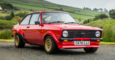 What It be Love To Drive A Ticket New Mk2 'Ford Escort'