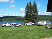 RCMP search for man in Lengthy Lake, Alta.