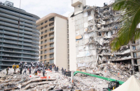 Miami give method: Demolition to be on Sunday before storm, search to resume