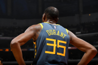 This day in Warriors Historical previous: Kevin Durant signs with Golden Reveal on Fourth of July in 2016