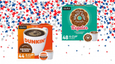 Heaps of Enough-Cups from Dunkin' and more are marked down for this 4th of July sale