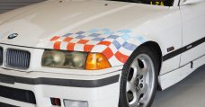 Meet The Tatty E36 BMW M3 Lightweight That's Spent Its Existence Finding out Tyres For Michelin