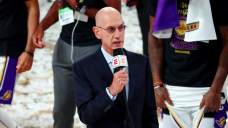 Adam Silver responds to ESPN's inner turmoil involving Rachel Nichols and Maria Taylor: 'Or not it is particularly depressed'