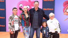 Blake Shelton's Sweetest Photos With Gwen Stefani's 3 Sons Over the Years