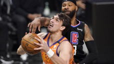 Suns forward Saric out with torn ACL in right knee
