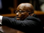 BREAKING NEWS: Jacob Zuma IN CUSTODY – SAPS
