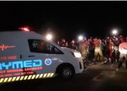 Zuma arrest replace: Ambulance enters Nkandla as motorcade leaves
