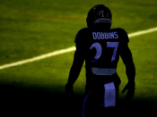 NFL.com says J.K. Dobbins could earn first Pro Bowl selection in 2021