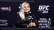 Yana Kunitskaya focused on Irene Aldana but intrigued by potential Miesha Tate matchup after UFC 264