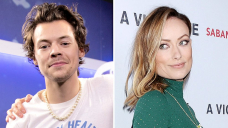 Heating Up! Shirtless Harry Styles Kisses Olivia Wilde in New Vacation Pics
