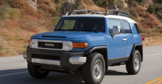 Any individual In The usa Supplied A Sign-Contemporary Toyota FJ Cruiser In 2021