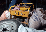 Police arrest 37 illegal diamond miners in Namakwa district