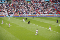 Various England team wins fans in nation eager for good news
