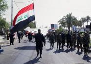 Drone attacks by Iraqi militias reflect Iran's waning hold