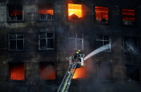 Fireplace at Bangladesh factory kills 52 workers, police open probe