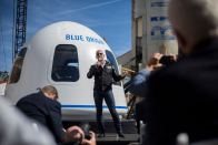 Richard Branson's Opinion to Beat Jeff Bezos to Outer Direct