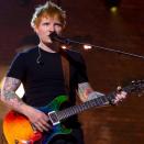 Ed Sheeran's Corrupt Habits extends his single reign