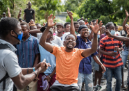 FBI to assist investigation of Haitian president's assassination; U.S. has no plans to send troops